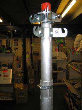 TELESCOPIC MAST - 8m & 12m