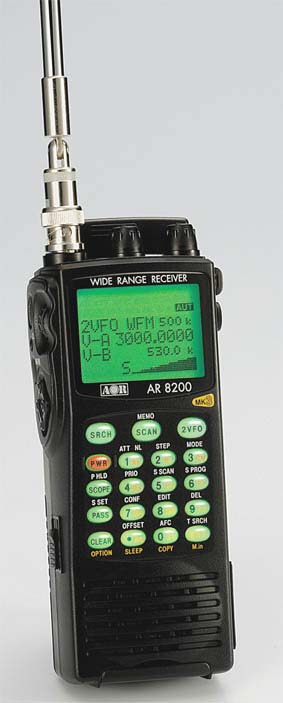 AOR AR8200MK3 LAST FEW LEFT
