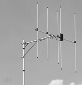 DIAMOND A144S10R  YAGI ANTENNA