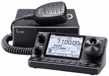 ICOM IC7100 NEW MODEL