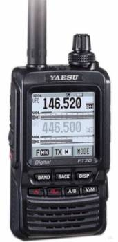 YAESU  FT2DR/DE NEW ANALOGUE / DIGITAL HANDIE WITH TOUCH  SCREEN -SALE PRICE