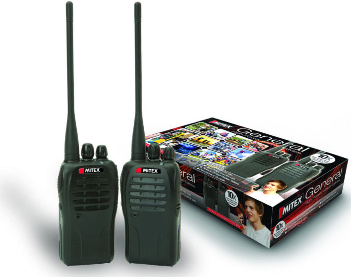 MITEX GENERAL TWO WAY HANDHELD