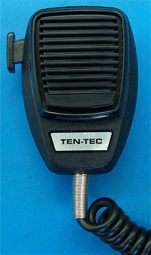 OPTIONAL TENTEC HAND MIC